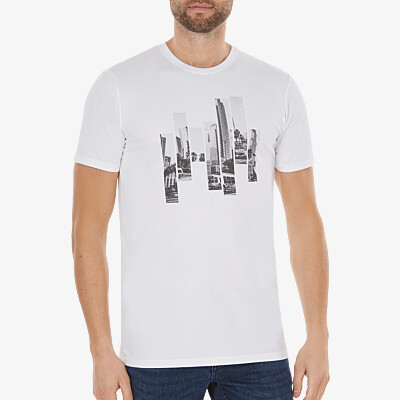 the City - Los Angeles, white