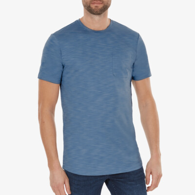 Altea T-shirt, Jeans blue