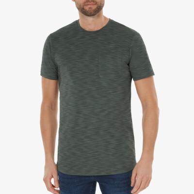 Altea T-shirt, Metal green