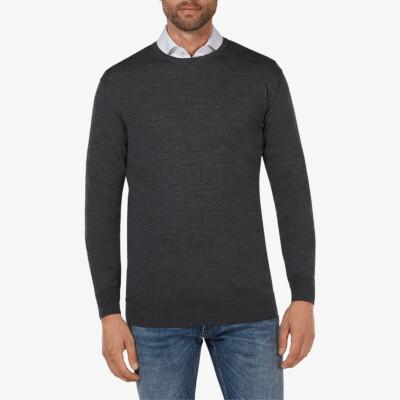 Ontario Crewneck pullover, Antracite