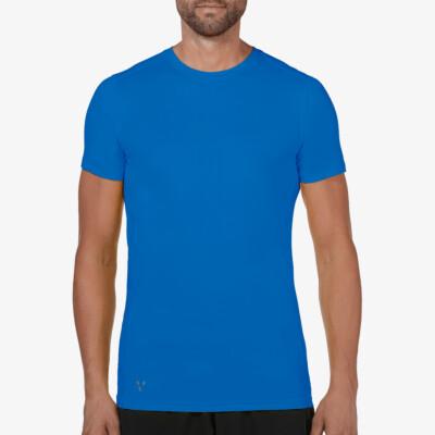 Boston Lichtgewicht Sportshirt, Snorkel Blue