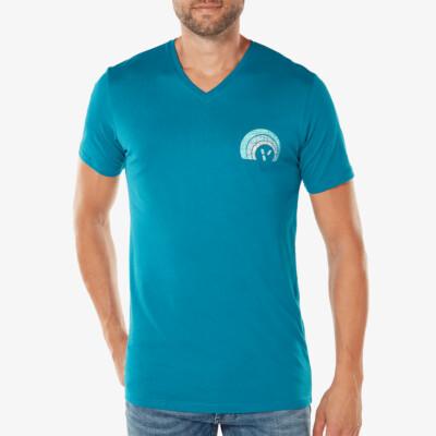 The City - Bilbao T-shirt, Petrol